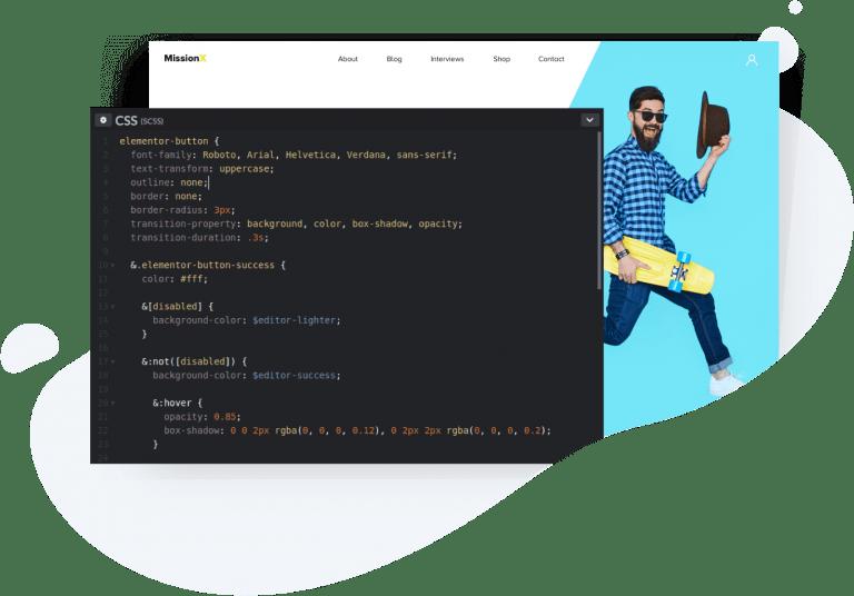Homepage Development Optimized