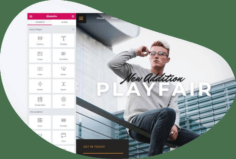 Homepage Widgets Optimized