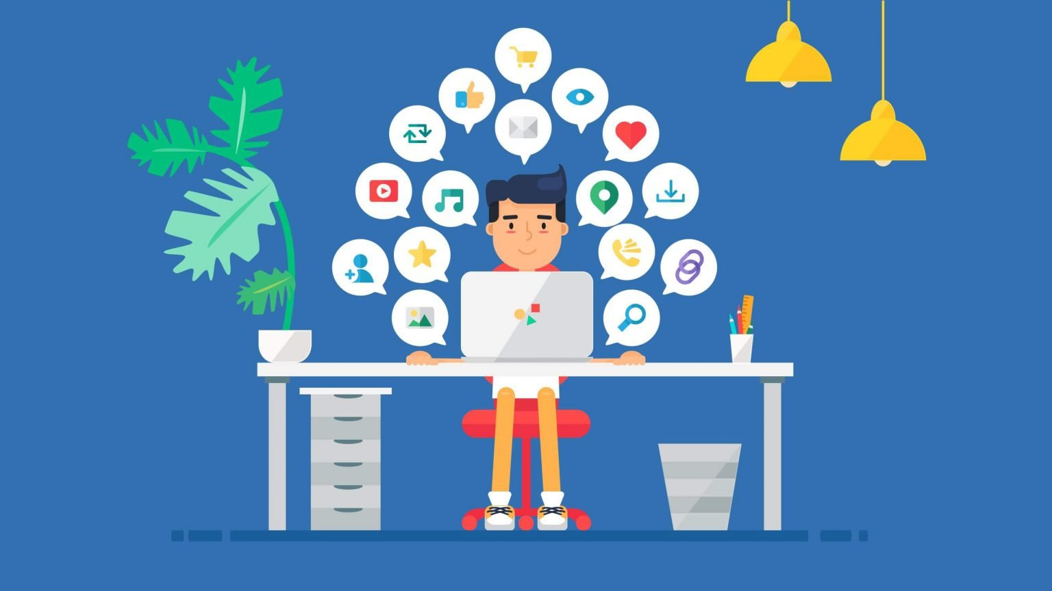 Social mediamarketing