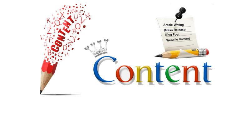 good website content