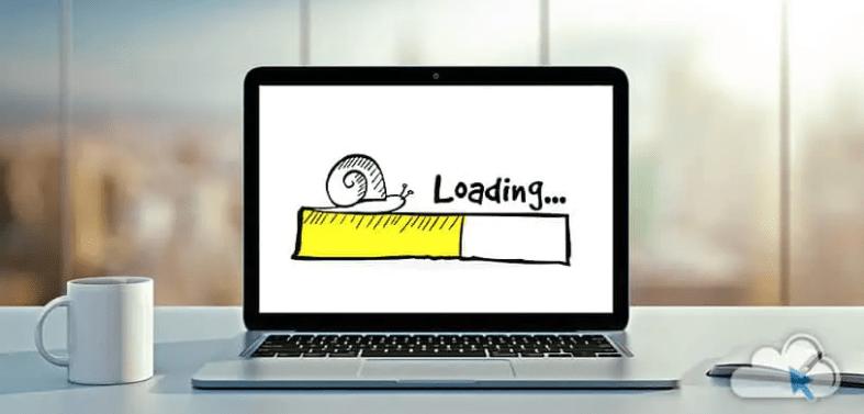 good website load