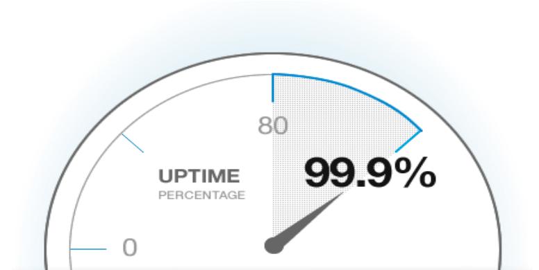 good website uptime