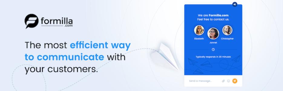 chat-plugin-formilla-افزونه های چت آنلاین