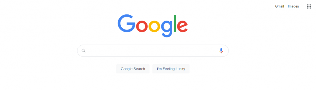 google-خطای صفحه سفید