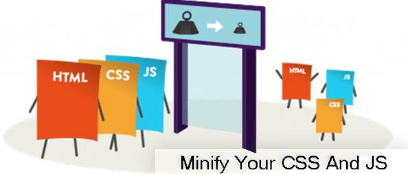 css js minify